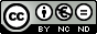 CC-BY-NC-ND-Button